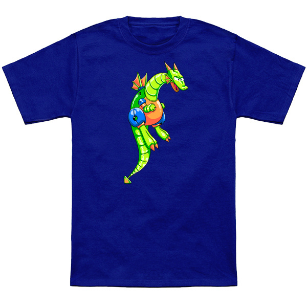 MEGA MAN DRAGON     Based on the classic NES enemy sprite from Mega Man! Apparel and products available at  TeePublic.    Even more apparel options at   NeatoShop  .