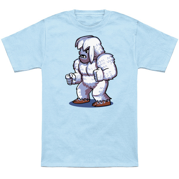 FINAL FANTASY UMARO     Based on the yeti sprite from the SNES classic.   Apparel and products available at  TeePublic.  Even more apparel options at   NeatoShop  .