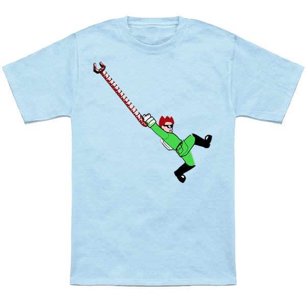 BIONIC COMMANDO     Based on the sprite from the NES classic, Bionic Commando!   Apparel and products available at  TeePublic.  Even more apparel options at   NeatoShop  .
