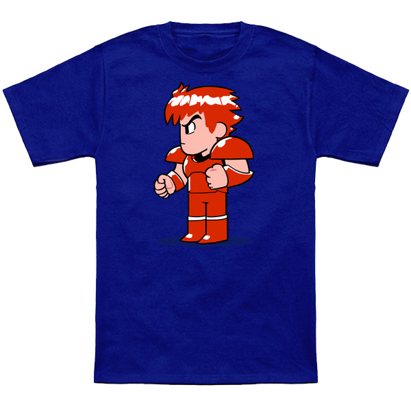 THE FIGHTER     Based on the sprite from the NES classic Final Fantasy! Apparel and products available at  TeePublic .   Even more apparel options at   NeatoShop  .