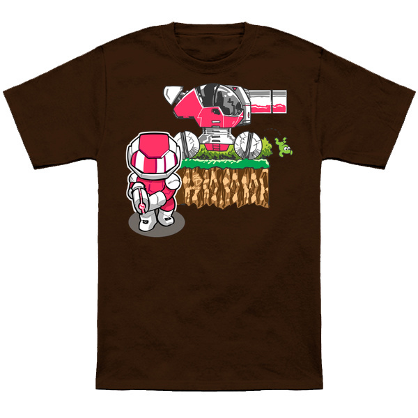 BLASTER MASTER     Based off the NES sprites for the classic Blaster Master!   Apparel and products available at  TeePublic.  Even more apparel options at   NeatoShop  .