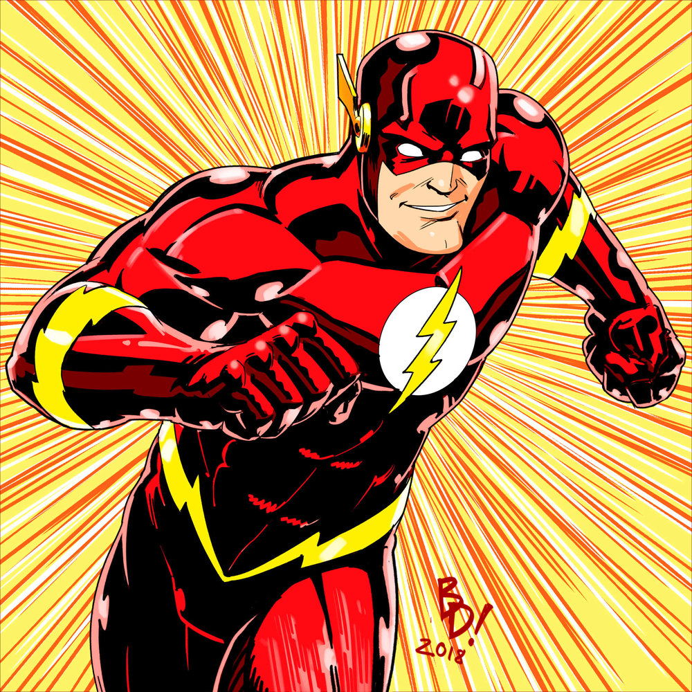 Wally Flash