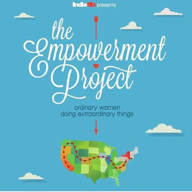 #regram from @empowermentdocu - book your screenings now for #theempowermentproject! They've already screened at over 180 schools and organizations worldwide. What would you do if you weren't afraid to fail?