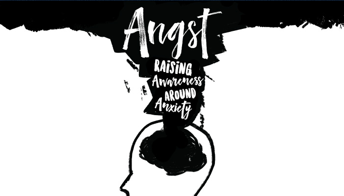 Angst   is a 60-minute documentary project that looks at anxiety, it's causes, effects and what we can do about it.