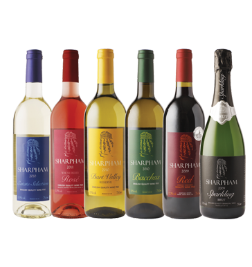 Exclusive Offer -  - Save £26 with no delivery on this winemaker's half-case