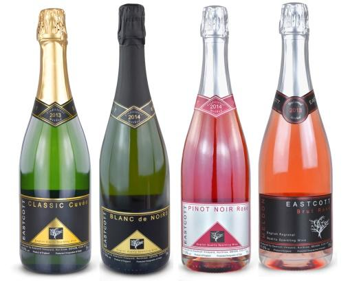 Exclusive Offer - - 20% discount on all sparkling wines from Eastcott Vineyard when you buy online