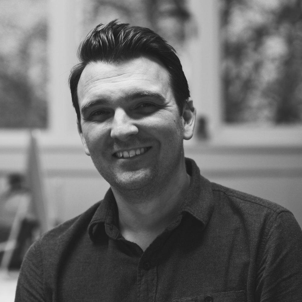 ROB MULHOLLAND – Digital Strategy -