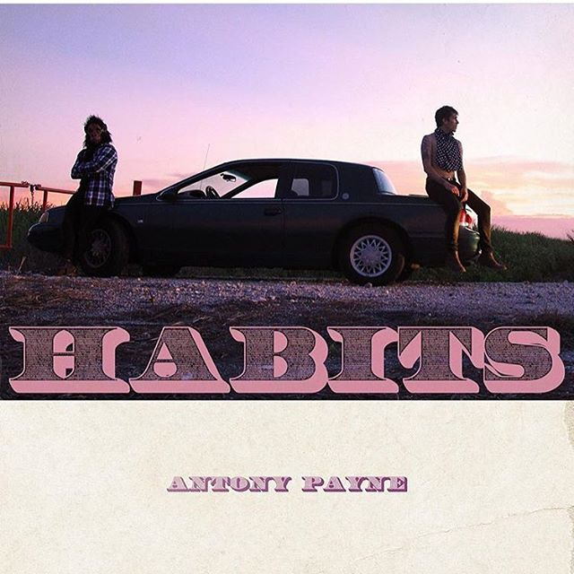 New Music Alert!!! @antonypaynemusic just released the single version for Habits. His album, Glory, drops August 18th. Check out Habits at the link in the bio