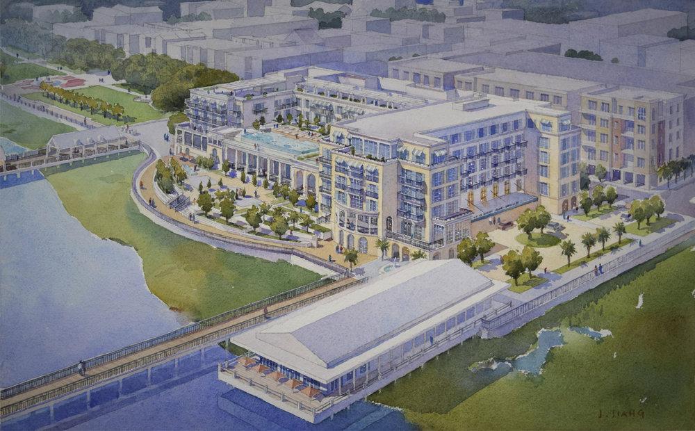 New Charleston Hotel - Charleston, SC