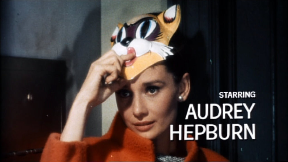 Audrey Hepburn in Breakfast at Tiffany's.  Source.