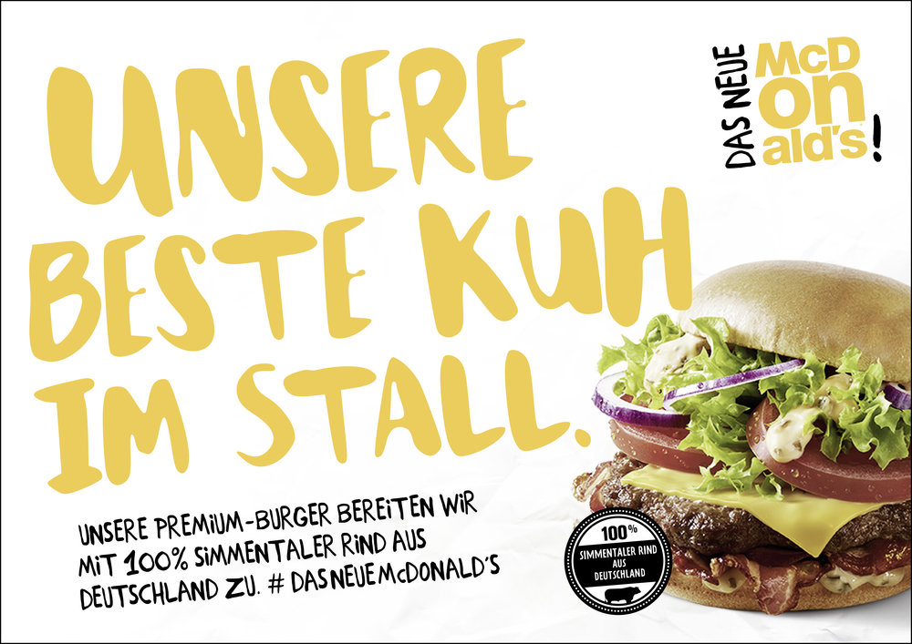 Wilde Küche Mcdonalds | Benjamin Merkel
