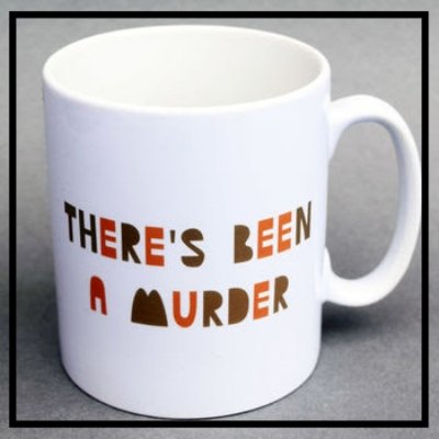 ...you read this mug in a Scottish accent.