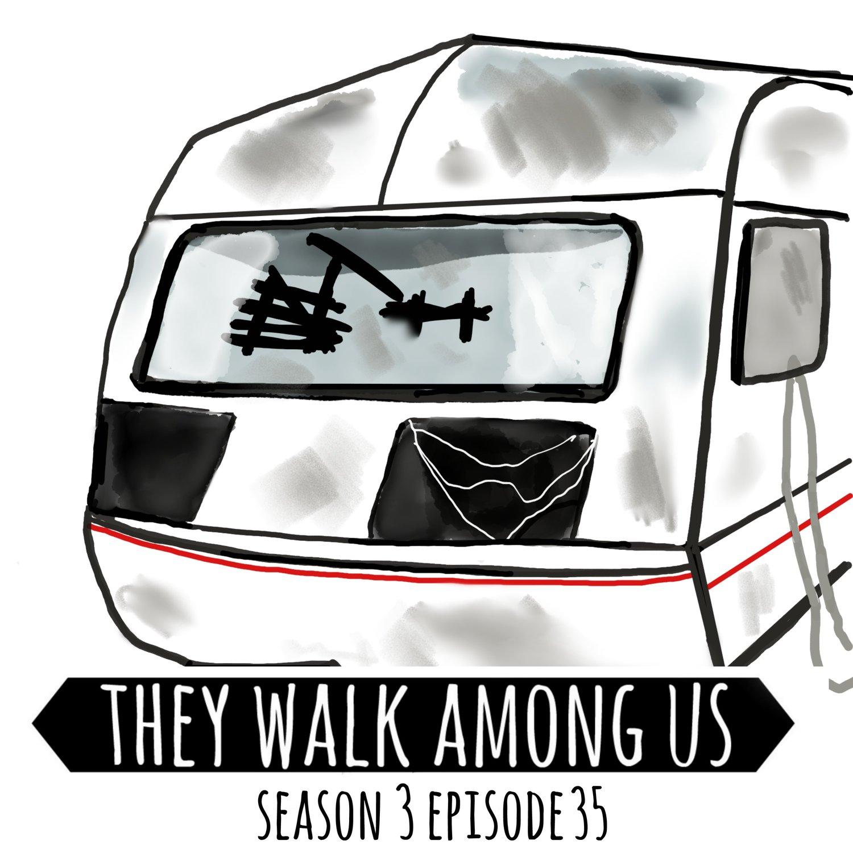 Post — They Walk Among Us