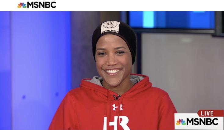 MSNBC AM Joy