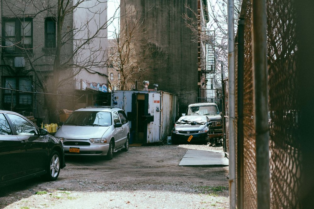 bronx backyard new york exploring street photography
