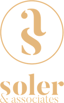 Soler Associates logo Vertical Vertical Gold on Transparent.png