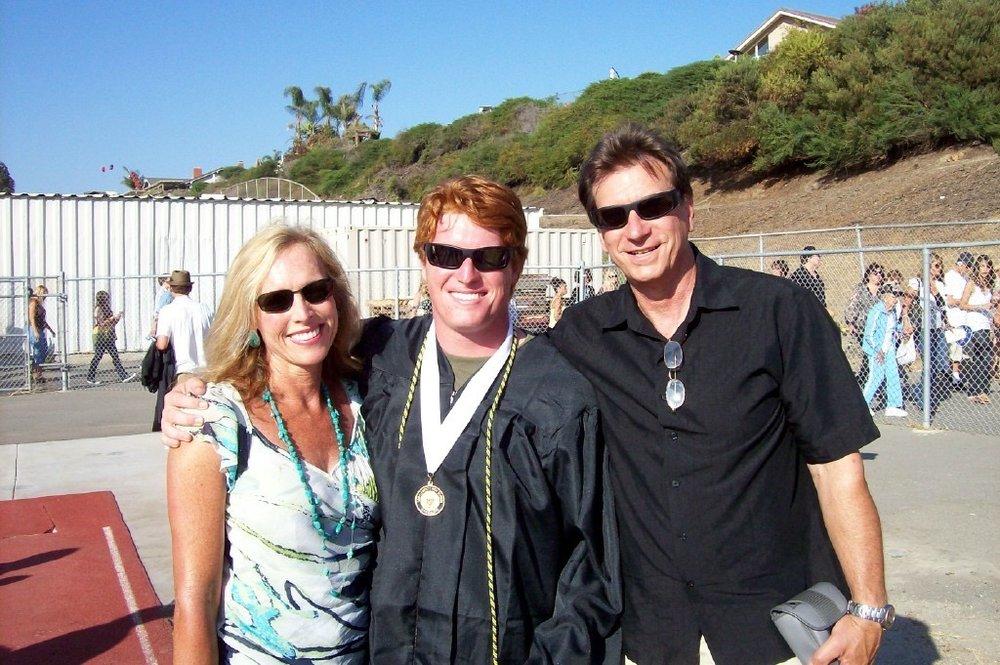 John's SCHS graduation 2008