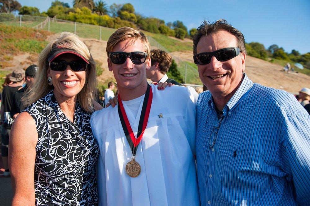 Joe's SCHS graduation 2012