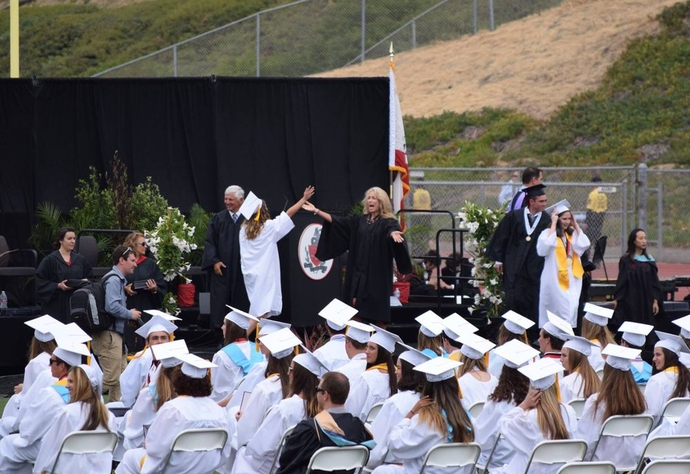 SCHS graduation 2016