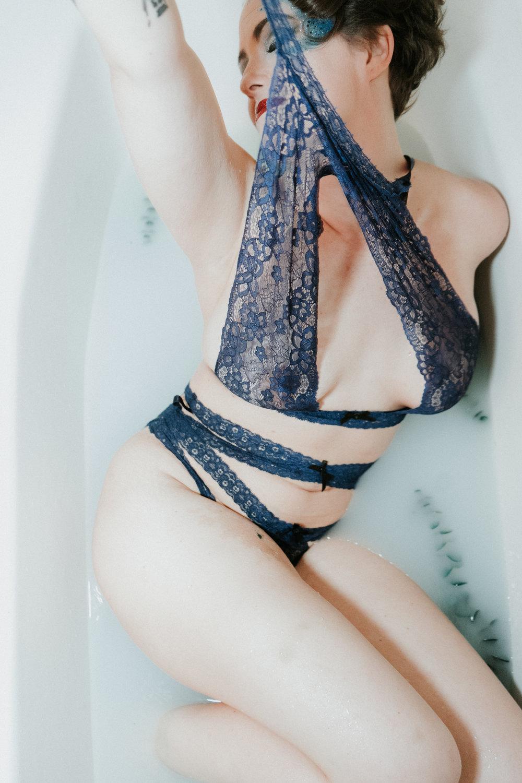 Sacramento boudoir Photography