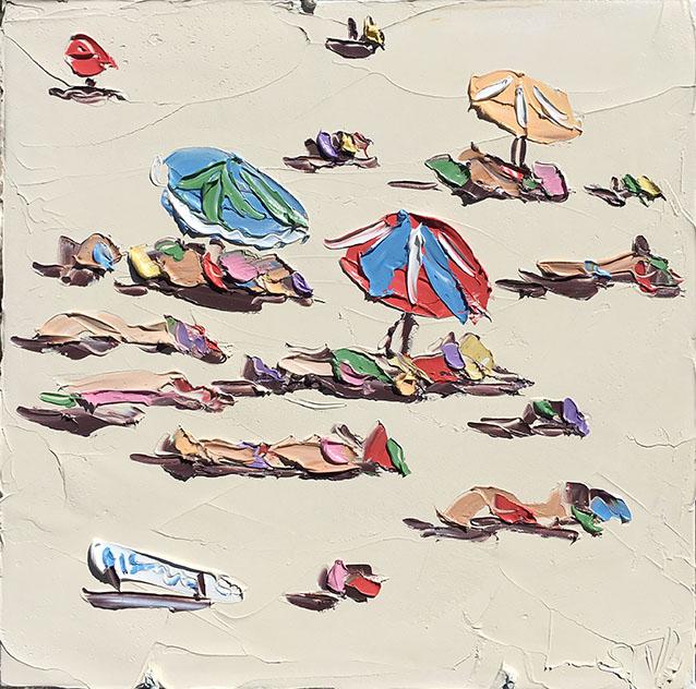 Beach Study (23.2.17)