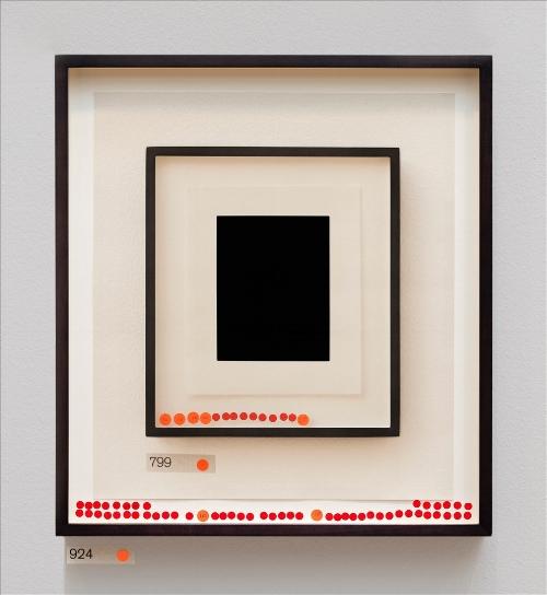 Cornelia Parker's  Twice Removed  (2018) was Pavan's favourite artwork.