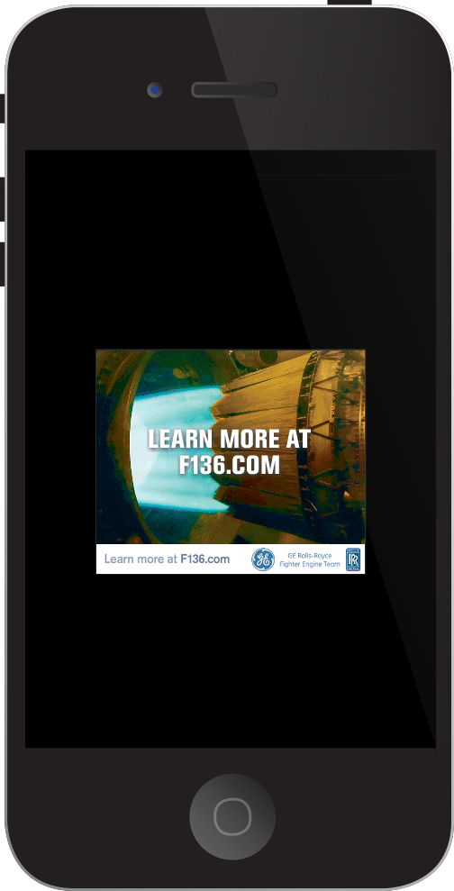 GE Aviation Digital Ad