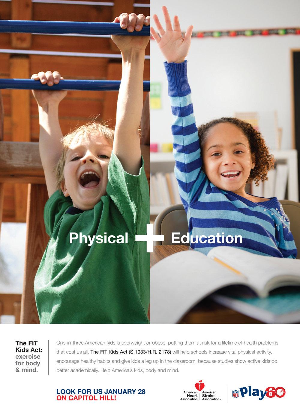 AHA Print Ad