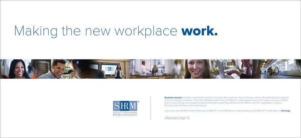 SHRM Print Ad