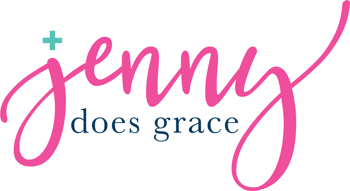 Jenny does grace