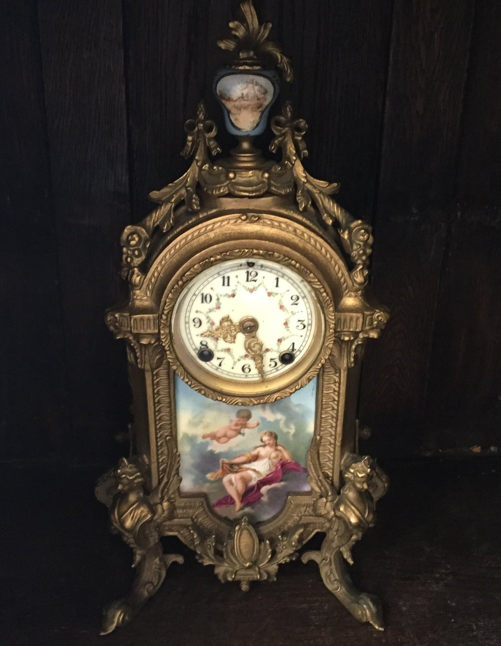 19th Century French Clock