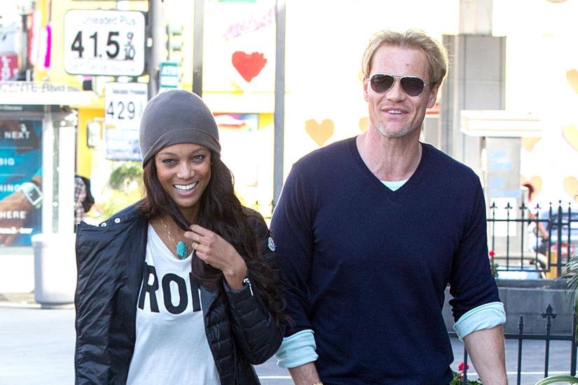 Tyra and Erik -