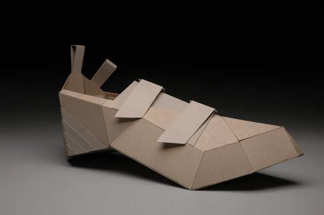 Three-Dimensional Design, Planar Shoe Project
