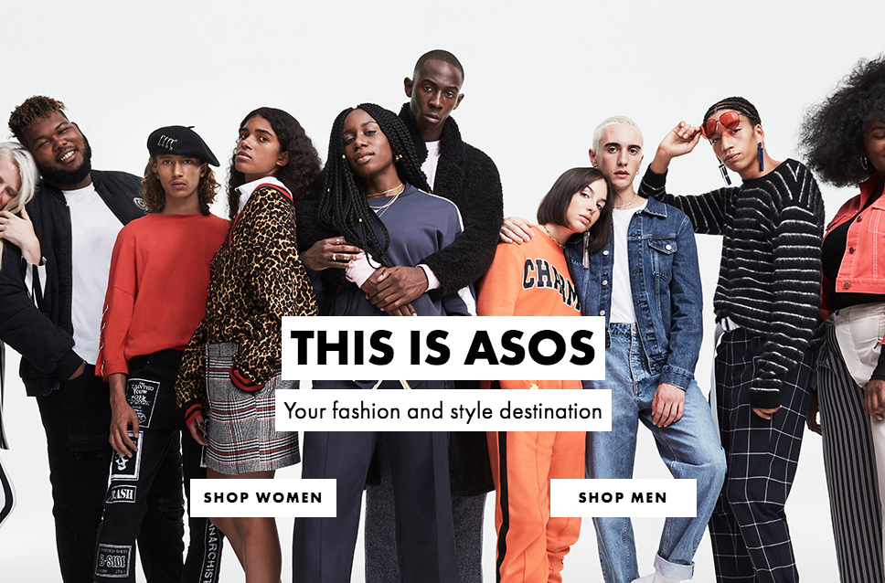ASOS - FROM NOVEMBER 22ND THRU THE 24TH FIND DEALS UP TO 40% OFF