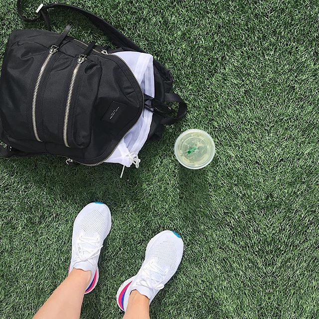 Essentials mid shoot with @sarah.lake last Friday 🌱👟
