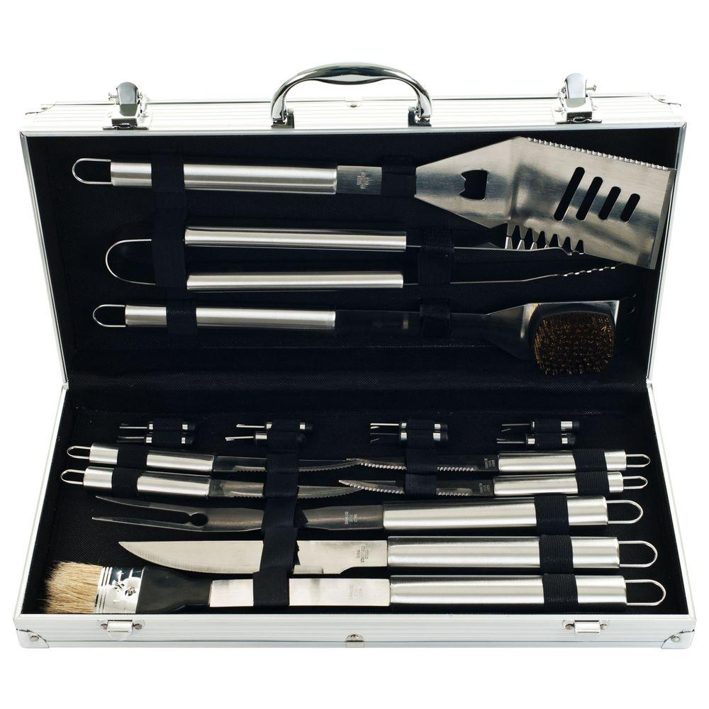 Chef Buddy 19 pc Grill Tool Set -
