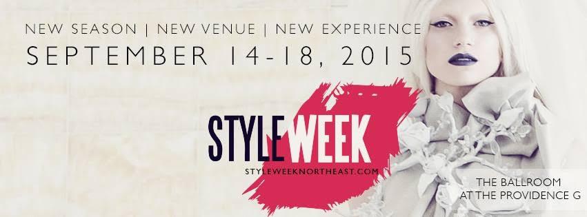 styleweek flyer