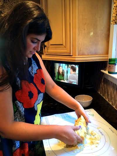 making pasta 2