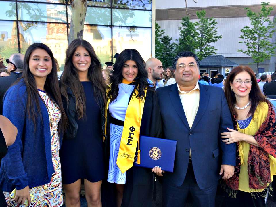 Familia Nieto Graduation