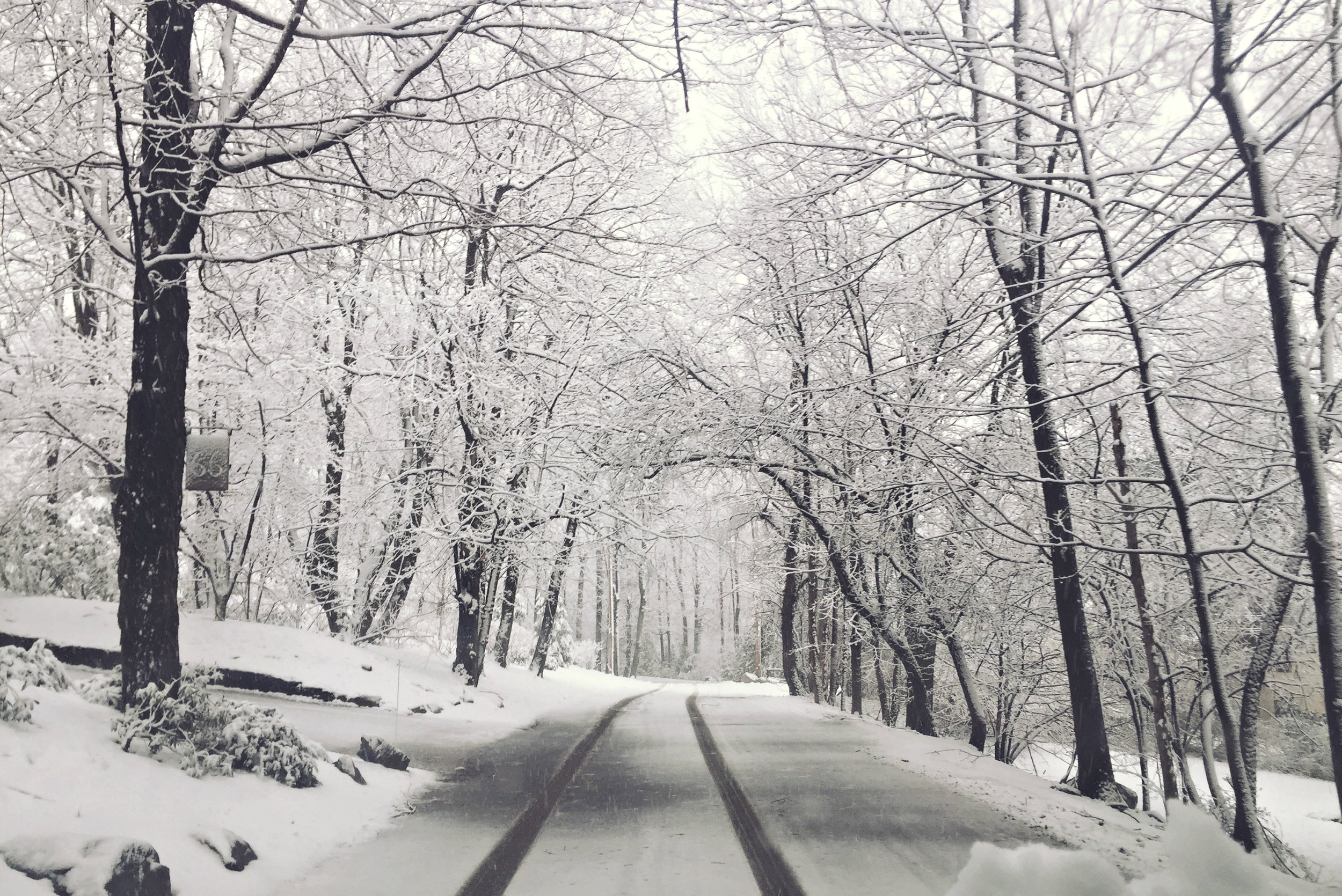 Snow in NE