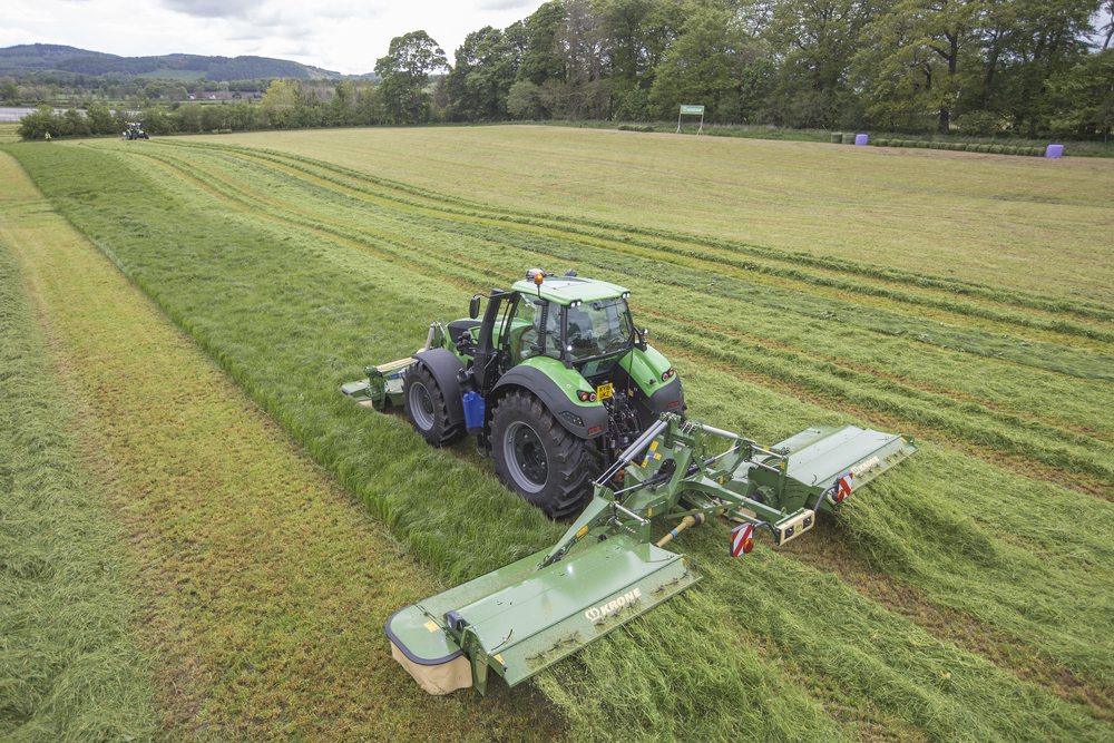 Making multi-cut?   Cutting grass silage earlier and more frequently?   Learn more