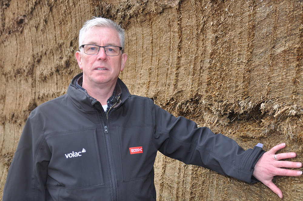 The consultations provide practical pointers for improving silage quantity or quality at various stages of the silage calendar, says Volac's Darran Ward.