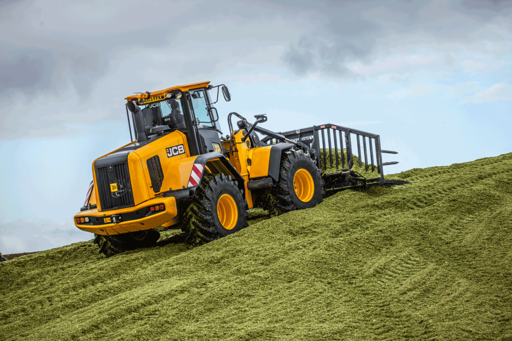 Consultations include a discussion with the farmer to find out how silage is currently produced