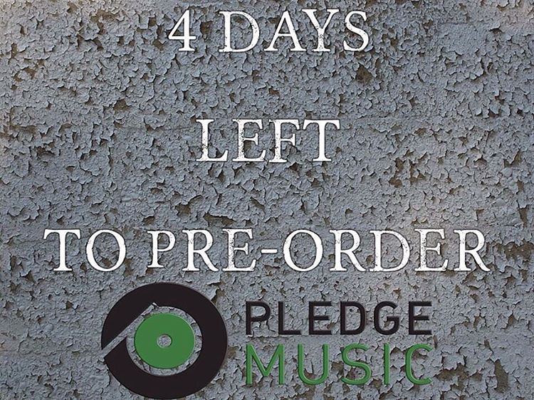 Only 4 days left until the September 4th deadline to reach our 1200% goal. We are currently at 190%. If you can help us reach 200%, a brand new, limited edition, custom made exclusive will be released along with a clip of a new song off 'Parkway Divides' for pledgers over at http://pledgemusic.com/illadvised. Link in bio. #illadvised #parkwaydivides #newalbum #rock #punk #metal #industrial #pop #indie #diy #indierock #independent #band #pledgemusic #preorder #newjersey #nj #wpu #wpunj #wppop