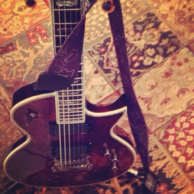 Rehearsals. #music #live #rock #metal #punk #espguitars