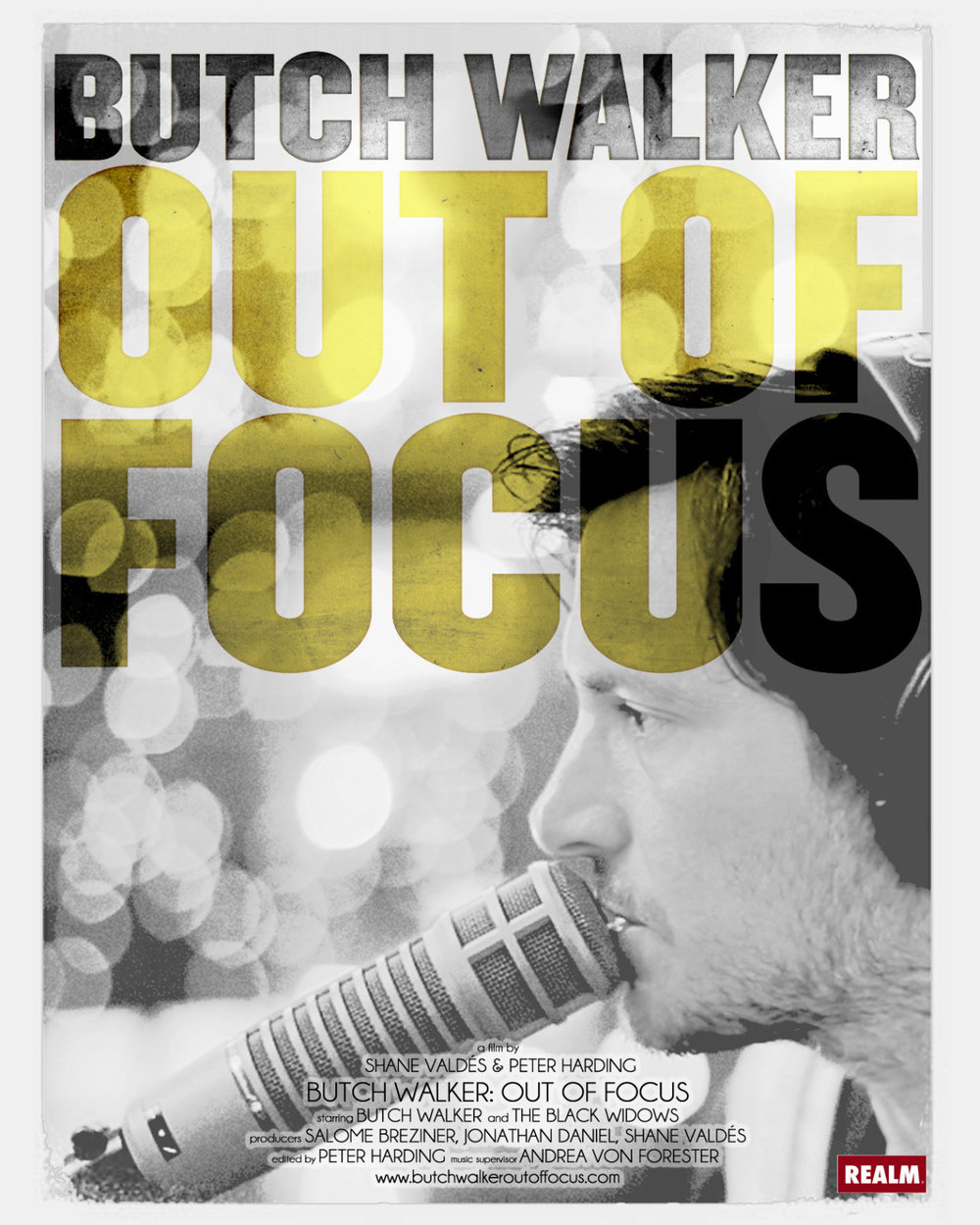 "If you're a fan of good music, then you owe it to yourself to check out Butch Walker and his new film, Out of Focus. butchwalker: The response to ""Out of Focus"" has been great so far! Thanks to everyone who has checked it out. If you haven't yet, grab it on iTunes."