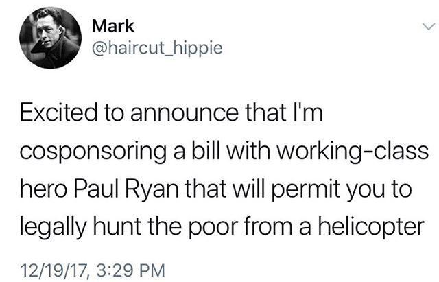 #TaxScamBill