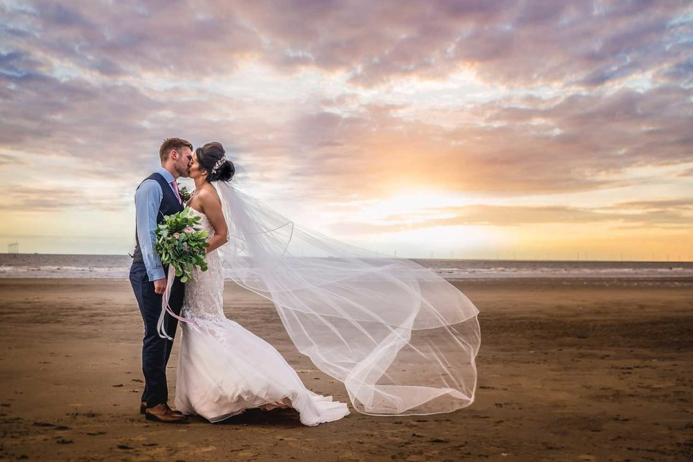 Simon and Laura's, wedding, Beaches Hotel, Prestatyn