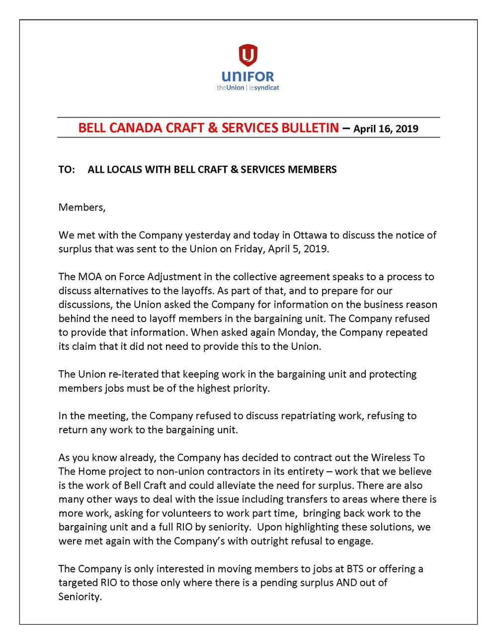 Bell Canada Craft  Services  Bulletin -  April 16-1.jpg