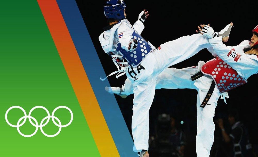OlympicTaekwon-Do - Adults / Teens